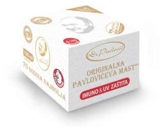 Originalna Pavlović mast imuno & uv zaštita