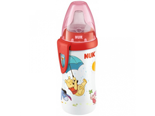 Flašica Disney 300ml, sisak, First Choice