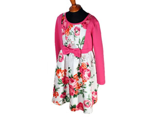 Marcelin haljina za devojčice gia-329
